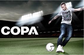 Copa Retro Shirts